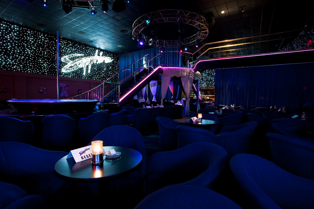 Strip Club Vip Room