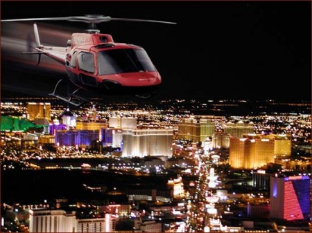 Helicopters over Vegas