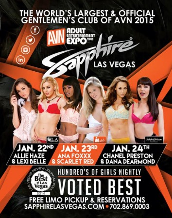 Official AVN After Parties