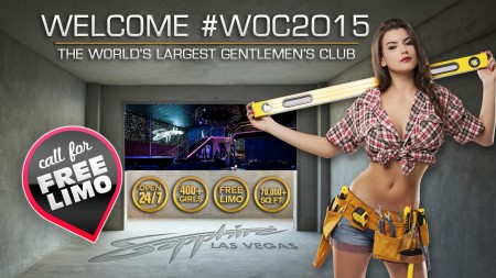 Welcome World of Concrete