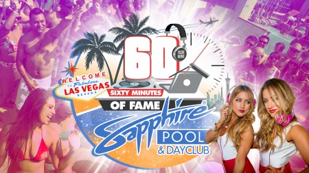 60 Minutes Of Fame - Party Like A DJ at Sapphire Las Vegas