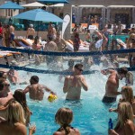 DJ at Sapphire Dayclub - 60 Minutes Of Fame