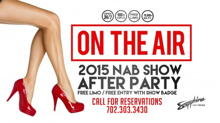 2015 nab show after party