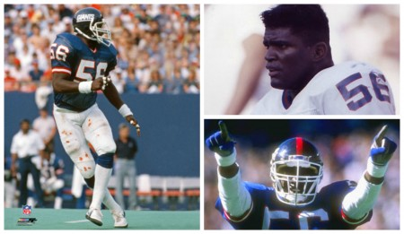 Lawrence Taylor NFL Hall of Fame Super Sunday - Sapphire Las Vegas