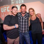 Miesha Tate UFC 196 Post-Fight party at Sapphire Las Vegas