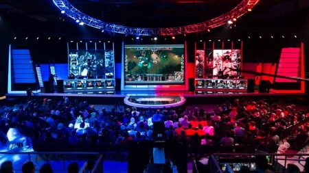 League of Legends- LCS Finals 2016 Las Vegas