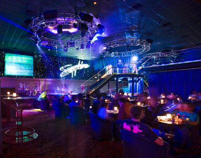 Club las sapphire strip vegas you tried